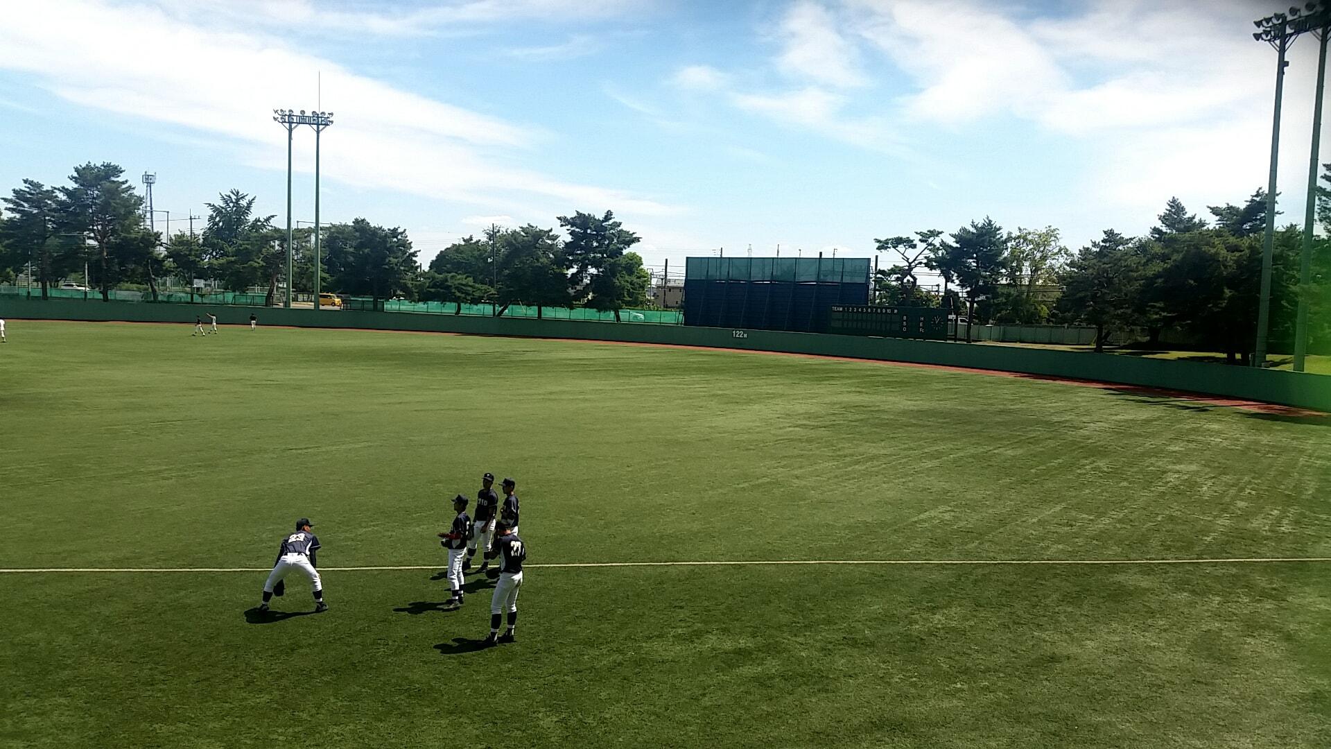 [スタジアム情報]東洋大学野球グラウンド