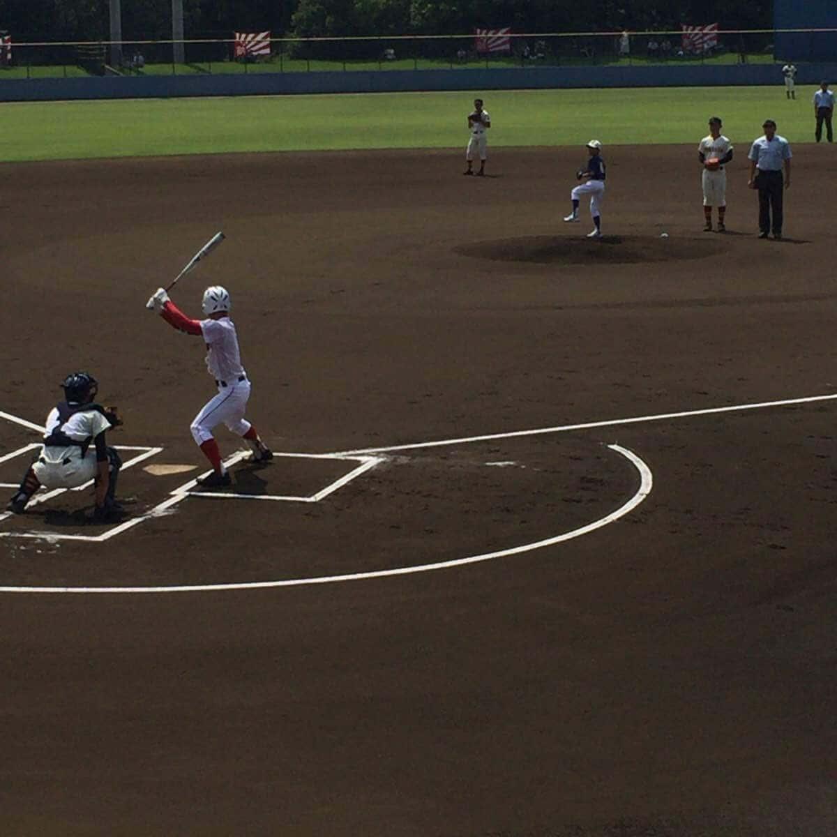 観戦記:第100回記念高校野球選手権大会 東京予選3回戦